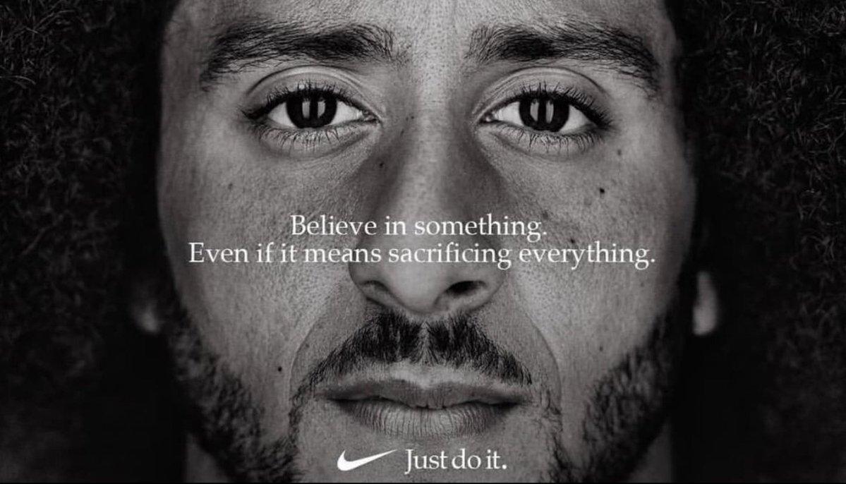 Ações da Nike sofrem com controvérsia ao redor de nova campanha publicitária