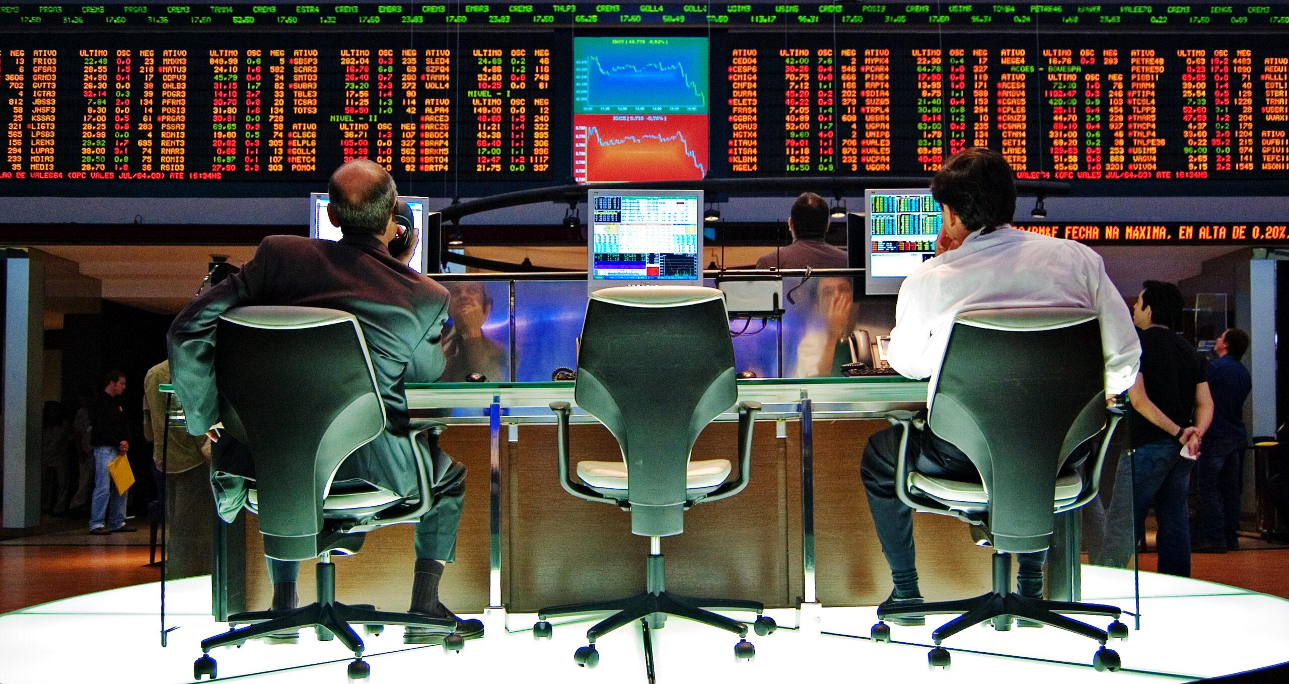 Diante de quedas do Ibovespa, setor bancário tem a pior desvalorização
