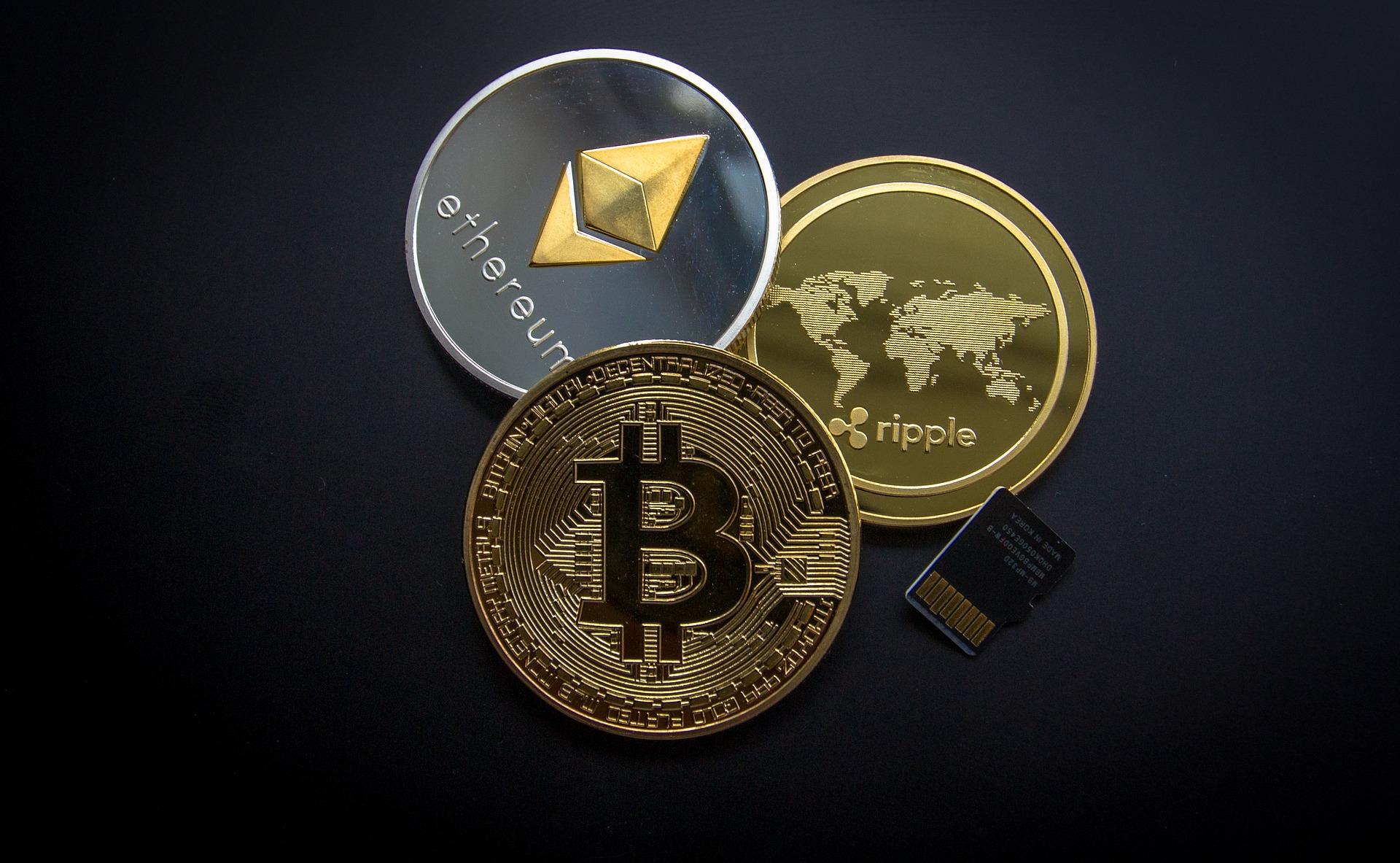 Conheça as 5 criptomoedas mais valiosas do mercado