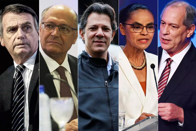 Em pesquisa XP/Ipespe, Bolsonaro segue líder; Ciro e Haddad sobem