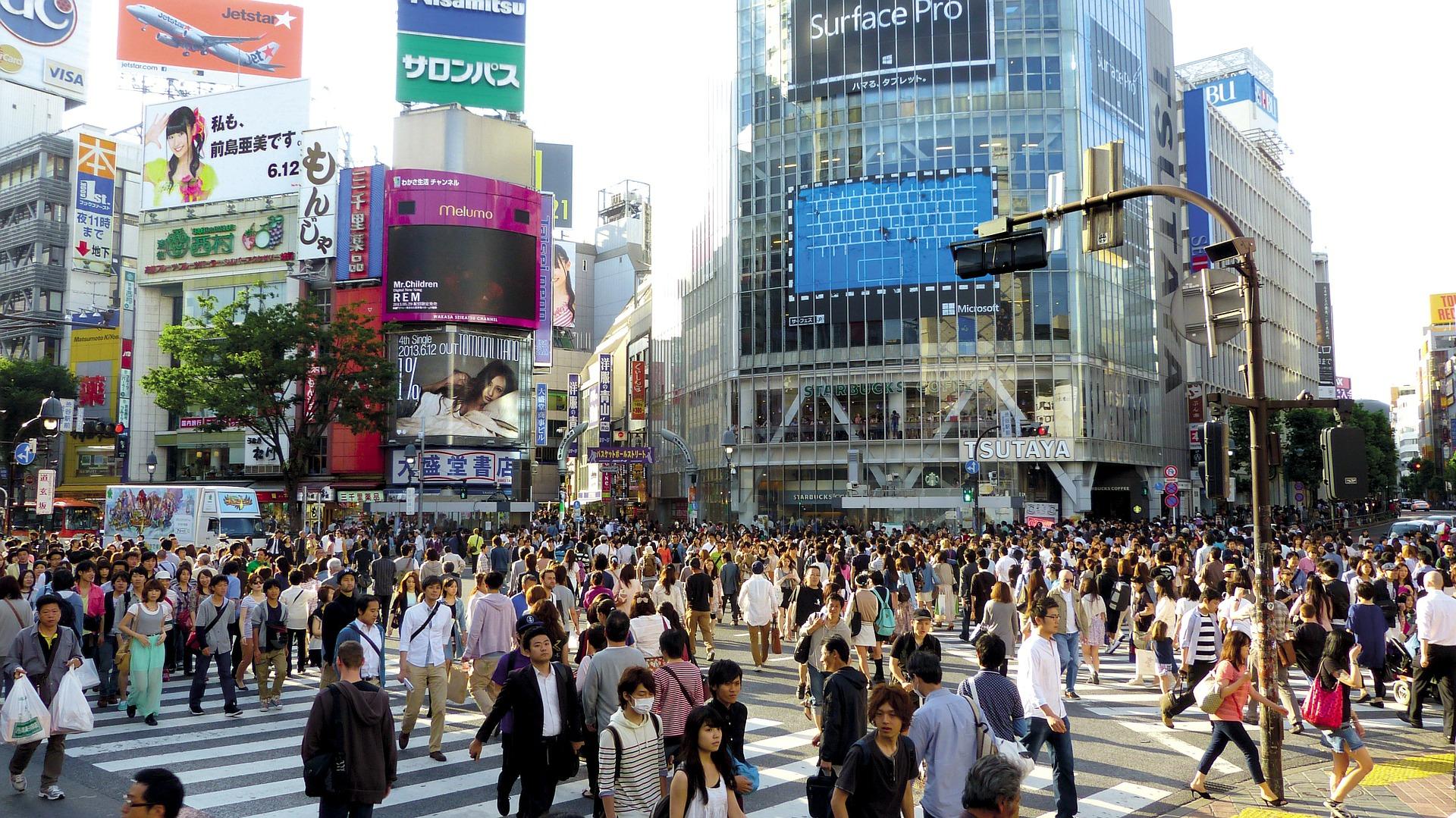 Exportações do Japão caem pela primeira vez em dois anos