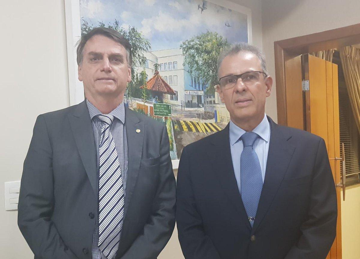 Ministério de Minas e Energia é anunciado por Jair Bolsonaro
