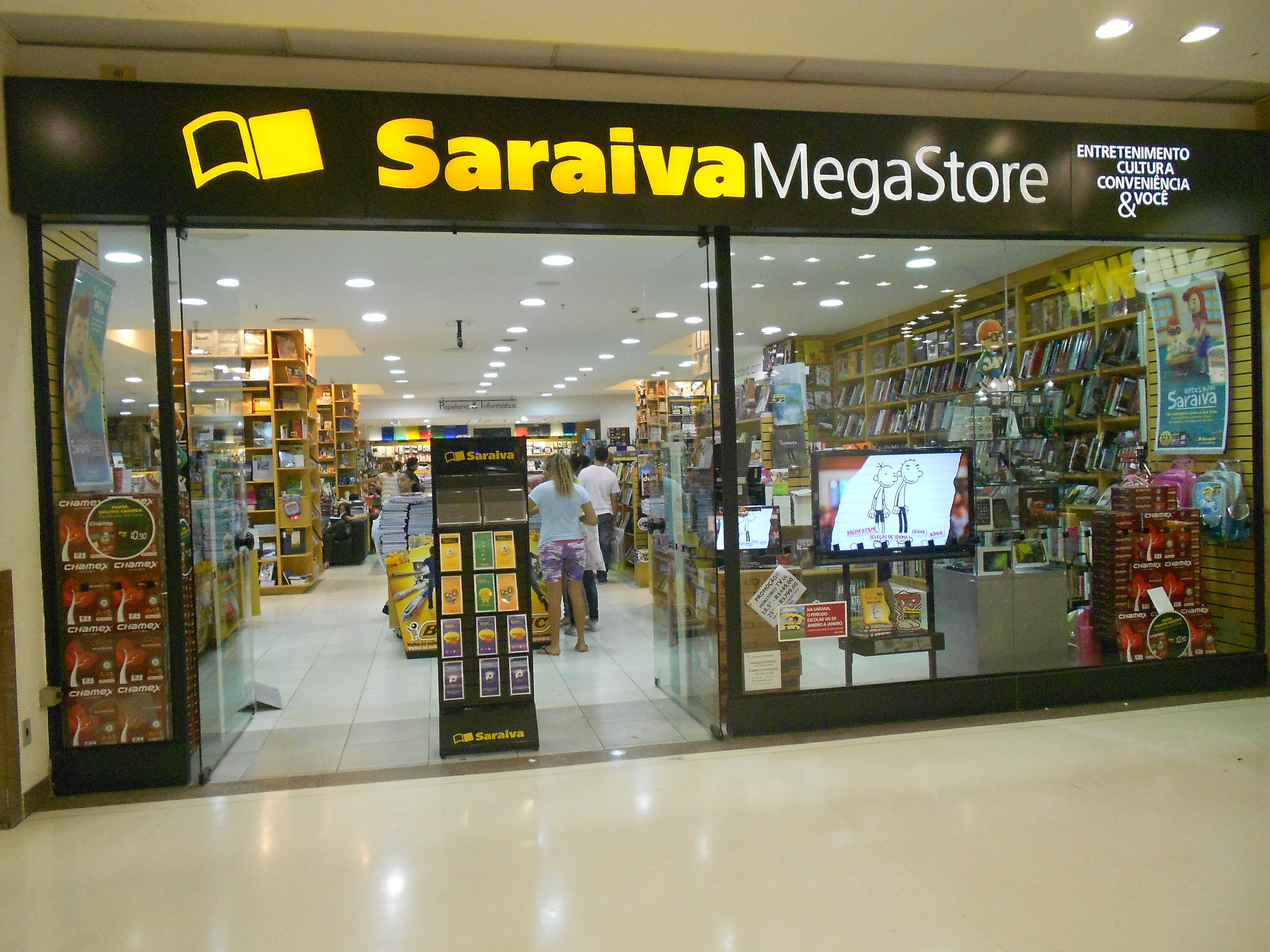 Possível falência da Saraiva (SLED3), NotreDame (GNDI3) e Minerva (BEEF3) são destaques