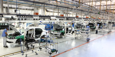 Produção de veículos no Brasil cresce 6,7% em 2018, segundo Anfavea
