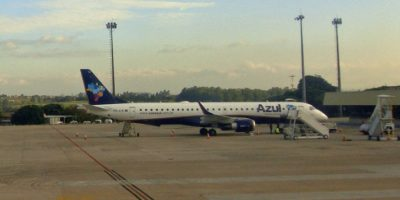 Azul prevê aumento de 18% da oferta após trocar aeronaves