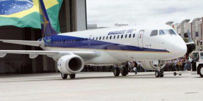 Embraer vende 100 jatos E175 para Republic Airways por US$ 4,69 bi