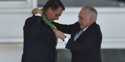 A Seguir: O Início do Governo Bolsonaro e Movimento nos Mercados Globais