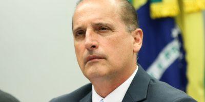 Ministro Onyx Lorenzoni confirma limite de saque de R$500 do FGTS