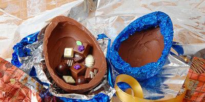 Vendas de ovos de chocolate nesta Páscoa devem crescer 5%, diz sindicato
