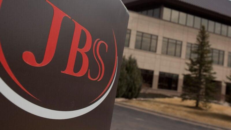 JBS lidera baixas do Ibovespa após anunciar divisão de suas operações