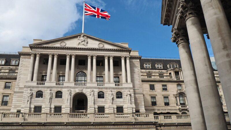Banco da Inglaterra pode reduzir juros conforme andamento da economia global