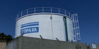 Copasa (CSMG3) pagará R$ 162,662 mi em dividendos e JCP