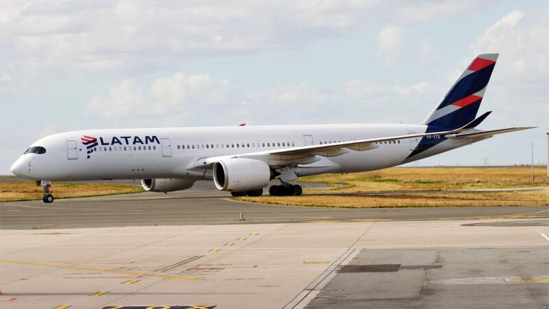 Latam Brasil aumenta oferta doméstica em 220%, com 478 voos diários