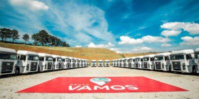 Vamos (VAMO3) aciona lote adicional em follow-on e levanta mais de R$ 1 bilhão