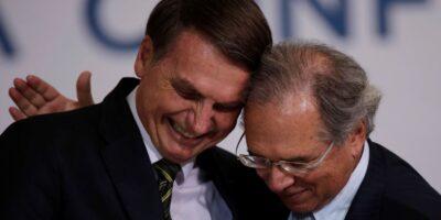 """Com reformas em pauta, Guedes diz que recebeu """"uma missão"""" de Bolsonaro e Lira"""