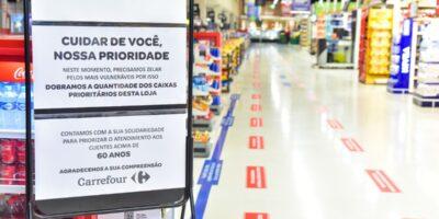 Carrefour Brasil (CRFB3) retifica valor de dividendos por ação