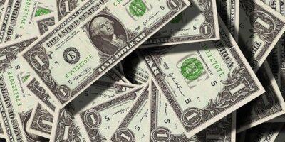 Dólar tem queda de 0,7%, a R$ 5,32, com taxação global e petróleo no radar