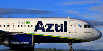 Azul (AZUL4) expande serviços e afirma que terá a maior malha de voos do Nordeste