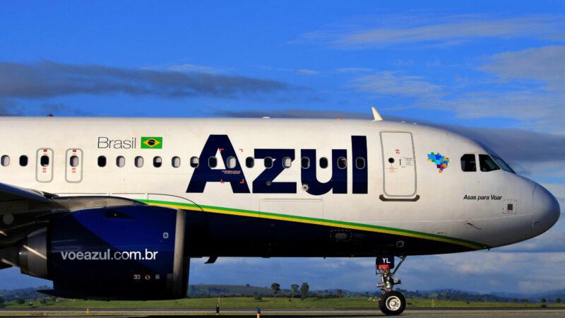 Azul (AZUL4): tráfego total de passageiros aumenta 173% em agosto na comparação anual