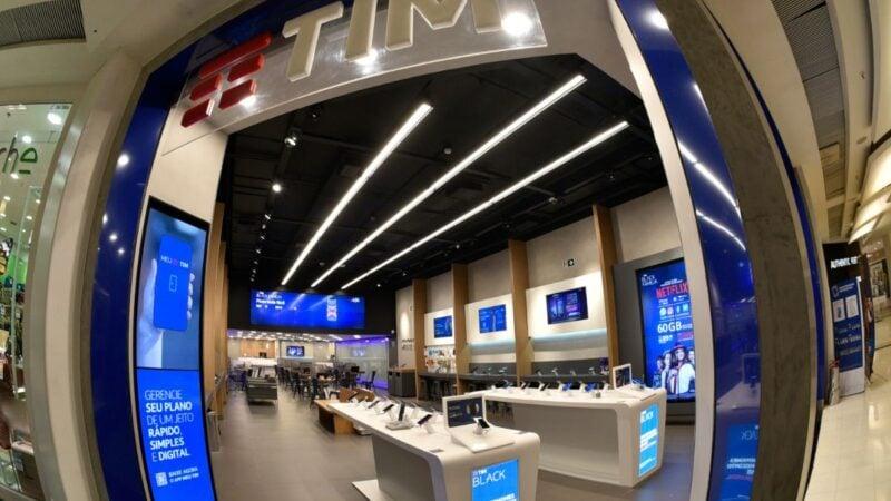 Tim (TIMS3) tem alta de 151,3% no lucro do 2T21; receita avança 10,5%