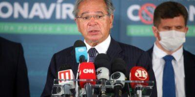 Eu não pedi demissão em nenhum momento, diz Paulo Guedes