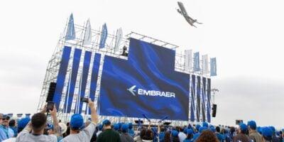 Embraer (EMBR3) exportará 24 jatos aos EUA com financiamento do BNDES