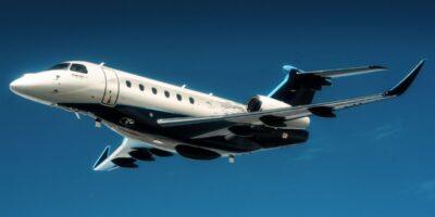 Embraer (EMBR3) fecha acordo com NetJets e dispara no Ibovespa