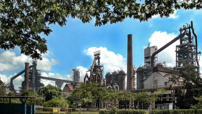 Usiminas (USIM5) tem lucro recorde no 2T21 com maior volume de vendas de aço desde 2014