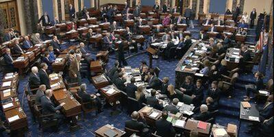 Senadores democratas propõem pacote de US$ 3,5 trilhões em gastos sociais em novo orçamento