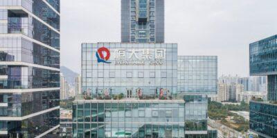 Evergrande quer que suas ações voltem a ser negociadas na bolsa de Hong Kong
