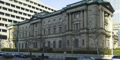 """BoJ mantém estável a política monetária do Japão em """"Super Quarta"""""""