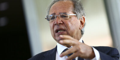 """Guedes fala nos EUA sobre a alta de preços no Brasil: """"Inflação é global"""""""