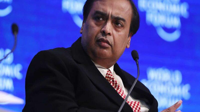 Magnata indiano da indústria petroquímica entra para ranking de bilionários