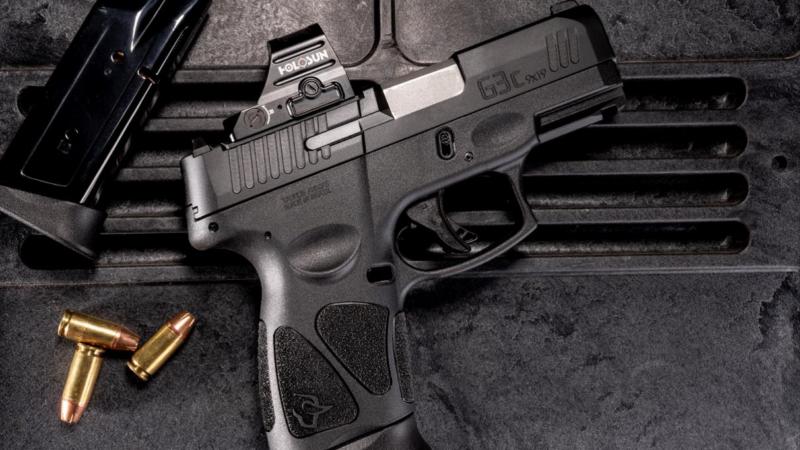 Taurus (TASA4) lança no Brasil pistolas G3 e G3c, prontas para receber miras ópticas